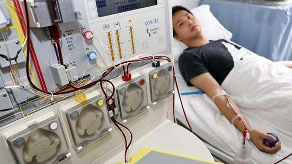 金山90后退伍军人捐献造血干细胞 救治白血病小女孩