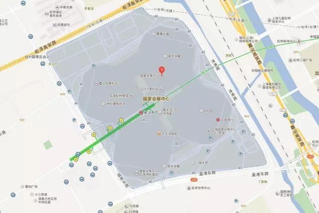 """沪2号线徐泾东站客流上升 酷暑日逛""""育婴童展""""注意啥?"""