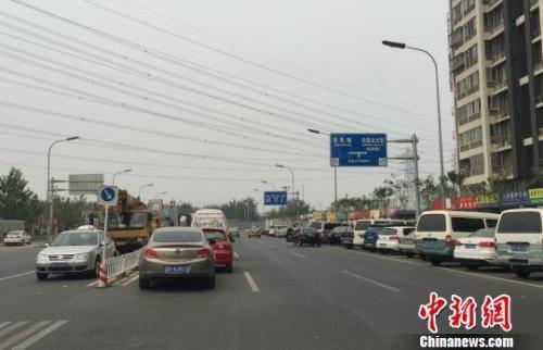 北京拟立法严整停车乱象 引导公众主动选择有位购车