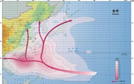 预计今夏将有2个左右台风影响上海!网友:从没这么渴望过台风