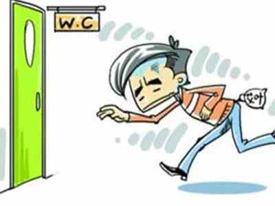 夏季腹泻患者增两成   清早起来不明原因腹泻或因脾肾阳虚