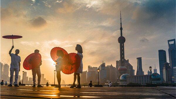 上海今天最高温度39-40度 午后东部地区有短时阵雨或雷雨