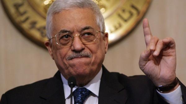 巴勒斯坦总统宣布巴勒斯坦立即停止与以色列联系