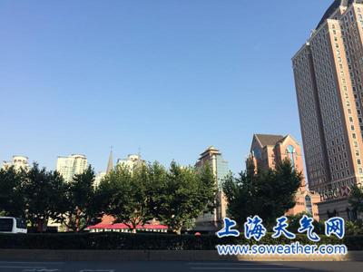 大暑+中伏 申城未来三天热得飞起 最高气温仍在40℃