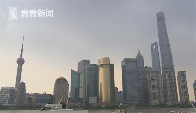 高温天催生臭氧污染 申城今午后空气质量一度中度污染