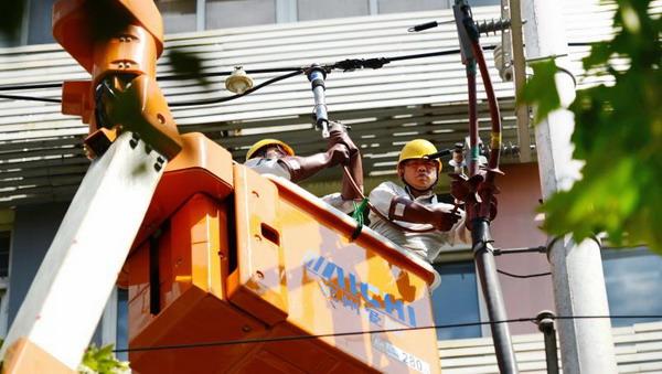 3252万千瓦!上海全市用电负荷再创历史新高