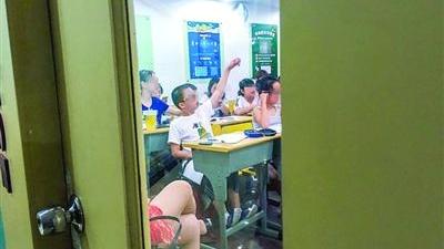 上海教育培训机构招生内幕:开讲座写公号 对话套路准备好