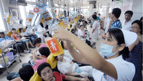 浦东人民医院:半月来接收6例重度中暑老人 一人死于热射病