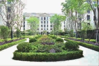 葛洲坝玉兰花园