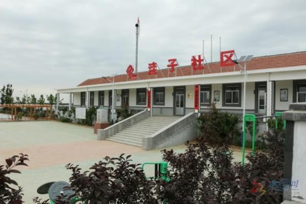招远市蚕庄镇创建精品社区 打造和谐家园(图)