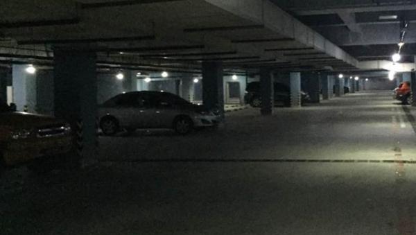 少妇商场地下车库遭遇抢劫 劫匪闯入车内挟持幼儿