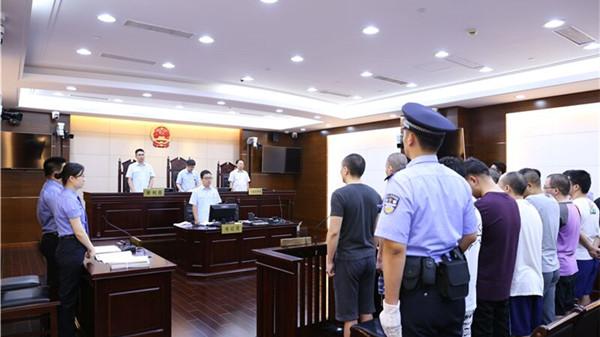 """非法生产、销售假冒""""贝因美""""""""雅培""""奶粉案一审宣判 11人获刑 制假公司被罚400万"""
