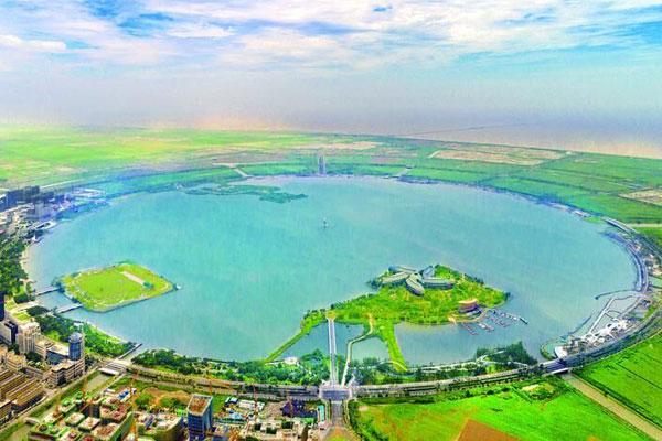 阅读上海100胜 28丨滴水映日 昔日滩涂崛起科创滨海新城