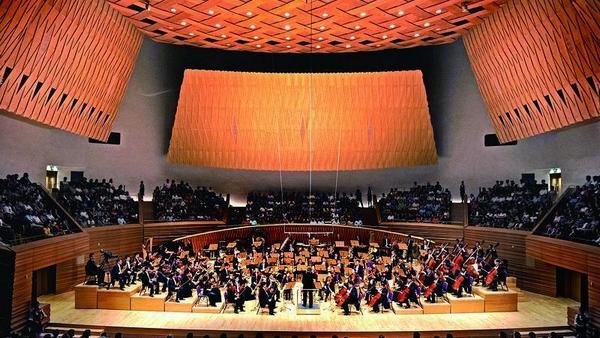 阅读上海100胜 29丨交响复兴 是厅 是器 是景 更是文艺复兴