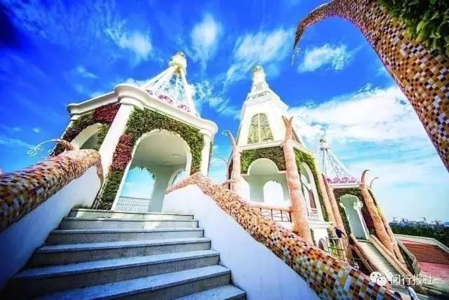 离上海市中心不远,藏着一处梦幻童话王国,面积还大到爆!还免费开放
