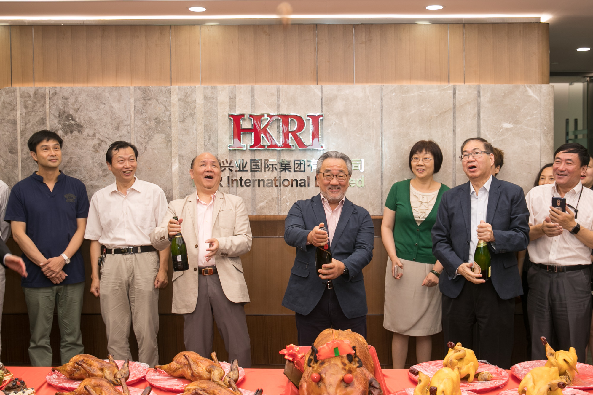 中国香港兴业国际上海办事处迁入兴业太古汇