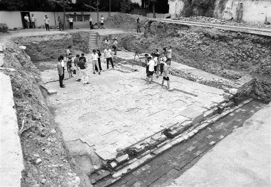 浙江:临安发现的千年古建遗存有了新的可能性 建议增加发掘面积