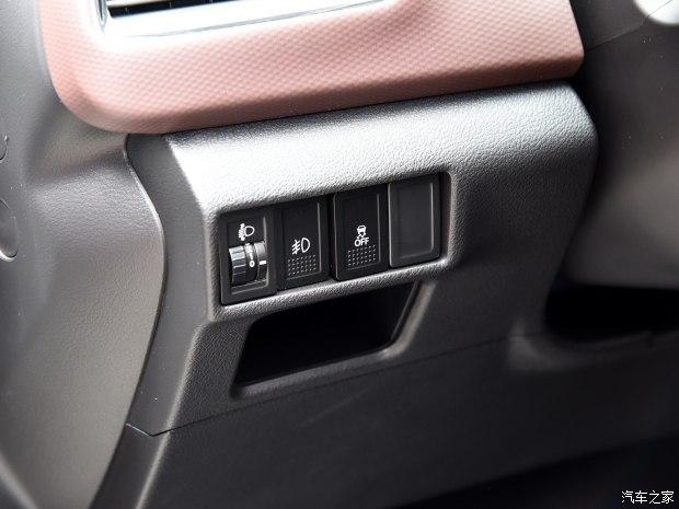 长安铃木 骁途 2017款 1.6L 自动两驱都市时尚型
