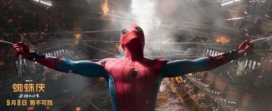 《蜘蛛侠:英雄归来》饭制卡通恶搞版预告包袱不断