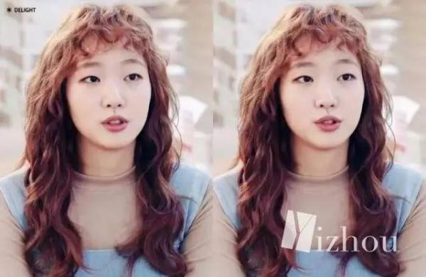 郑秀妍回归 但这个刘海又是新趋势图片