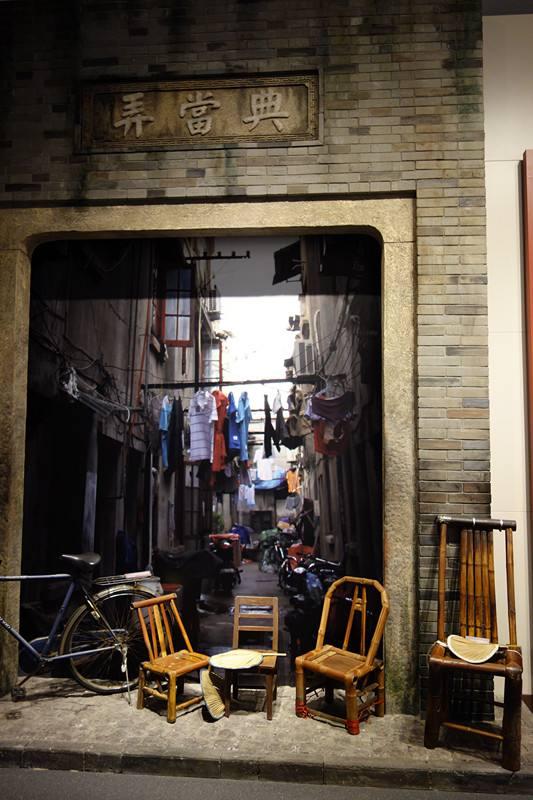 老上海的酷暑