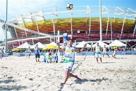 里约奥运遗产怎样了?体育设施成为健身和比赛场地