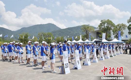 百名粤港澳青年乘帆船体验科技创新助力湾区发展