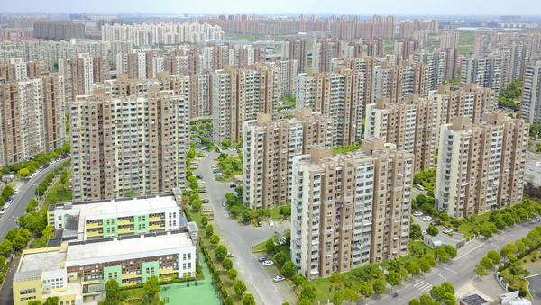 阅读上海100胜 39丨航头大居 昔日田野崛起超大型和谐社区