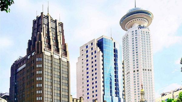"""阅读上海100胜 40丨上海原点 昔日""""第一高楼"""" 八十载魅力依旧"""