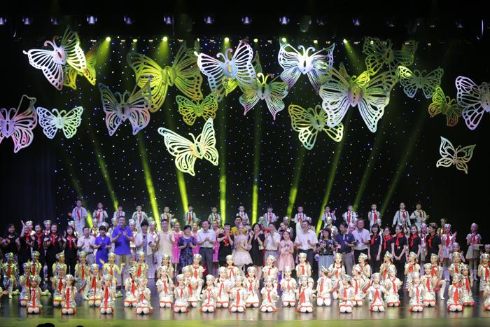 传承艺术经典  涵养人文精神——虹口区青少年舞台艺术精品专场近日举行