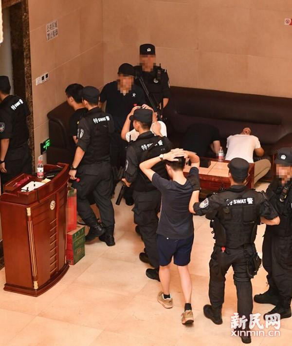 南阳阿凡迪智能电动车加盟上海警方摧毁一组织卖淫犯罪团伙 抓获一批违法人员