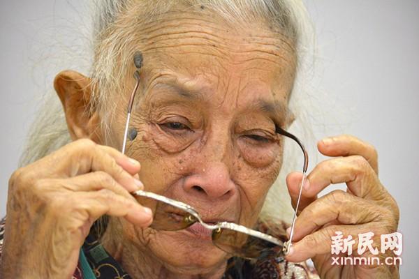 世界慰安妇纪念日,请看看她的眼睛吧