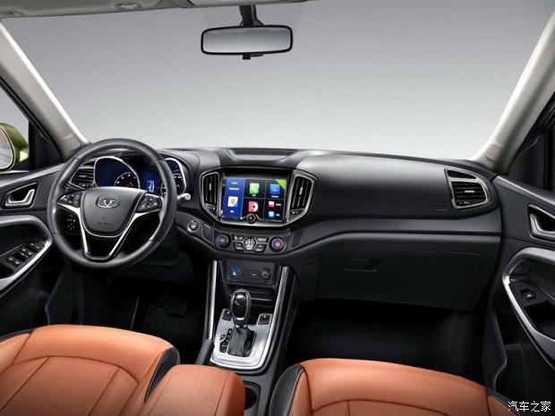 凯翼汽车 凯翼X5 2017款 基本型