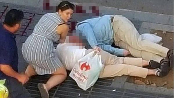 巴塞罗那袭击事件死亡人数升至14人
