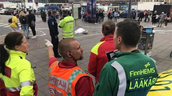 欧洲连发两起持刀行凶事件 已致3死7伤