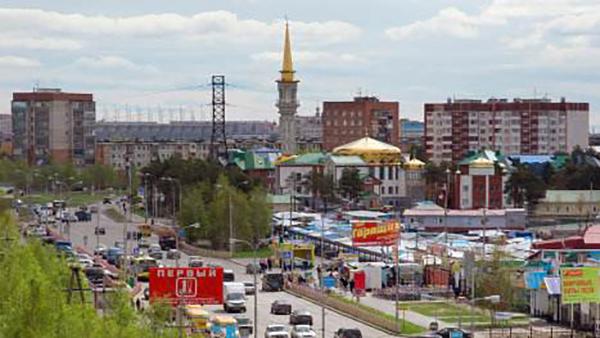俄罗斯苏尔古特发生持刀袭击事件致8伤 袭击者已被警方打死
