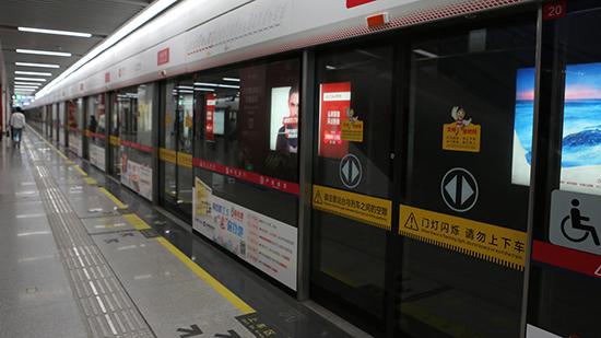 沪二季度轨道交通乘客满意度报告出炉 13号轨交线得分最高 1号线最低