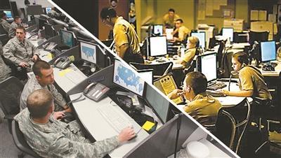 美军网络司令部升级 下属133支部队,将成为独立军种