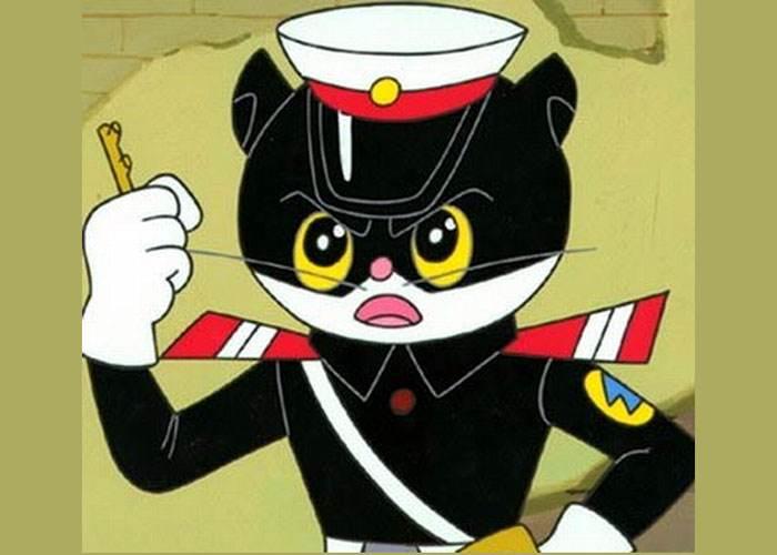 黑猫警长单身这么多年的原因终于找到了...