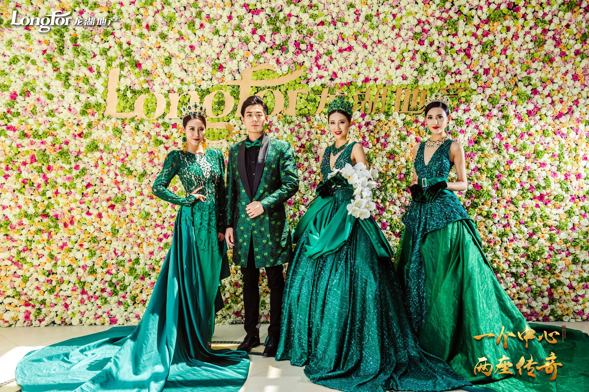 上海龙湖2017案名揭晓,徐汇南崛起新都心