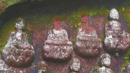 四川夹江10颗明代佛头被盗  所在地相传隐居过三国庞德