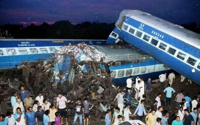 印度铁道部长因频发列车事故引咎辞职 莫迪说再等等