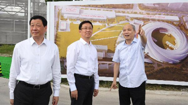 上海科创中心建设领导小组会上 韩正应勇就推进下阶段工作划出重点
