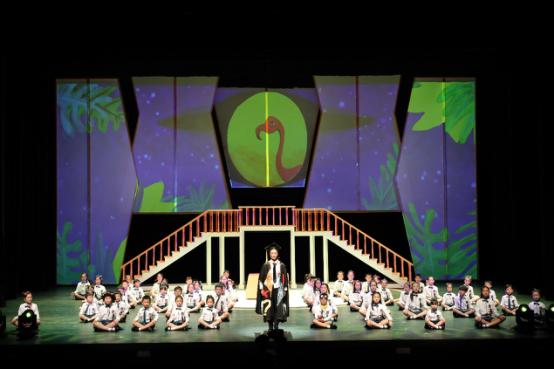 """让艺术与社群共生 让爱与生活共鸣 ――大型原创儿童音乐剧《我,不完美》""""完美""""落幕"""