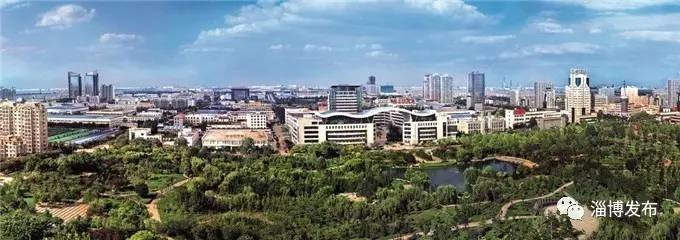 淄博市生态与环境保护工作获央媒密集点赞