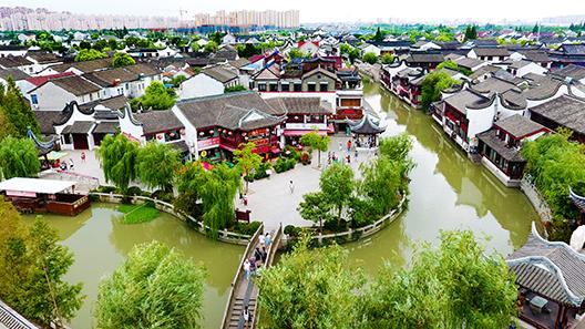 阅读上海100胜 62 | 召稼重楼 城隍故里 曲水穿流 古韵悠悠