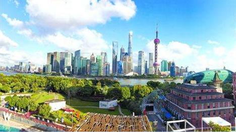 今日申城最高温28度 多云短时小雨