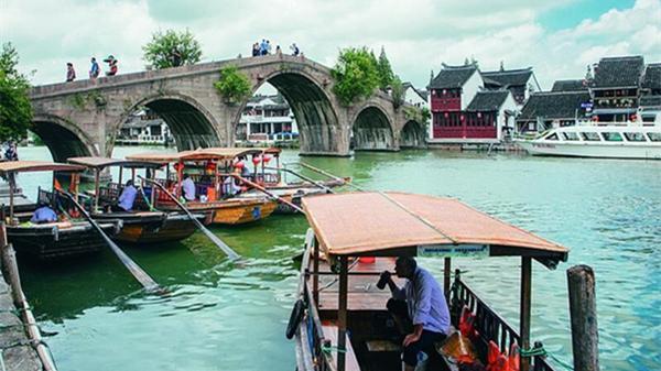 阅读上海100胜 66丨朱里香讯 小桥流水天然景 原汁原味明清街