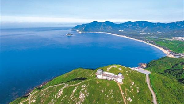 深圳大鹏半岛拥有世界级珊瑚保留地 将建国家级海洋公园