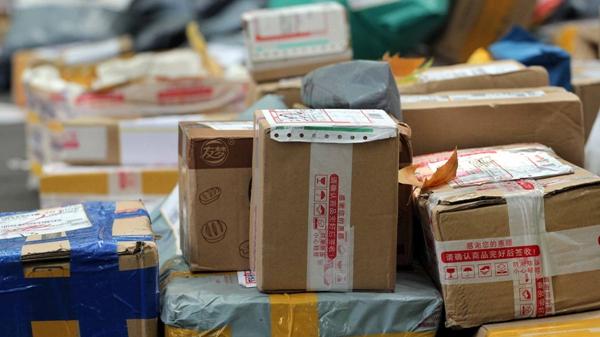 国家邮政局:快递业去年节约封装胶带64亿米 塑料袋使用同比降17.76%